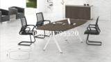 2.4米会议桌板式